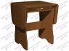 Стол обеденный СО-03 (ш600(1300)в750г600)