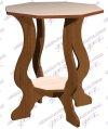 Стол журнальный 06 (ш600в650г600)